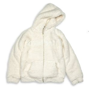 NWT Guess Fleece Jacket Size 7